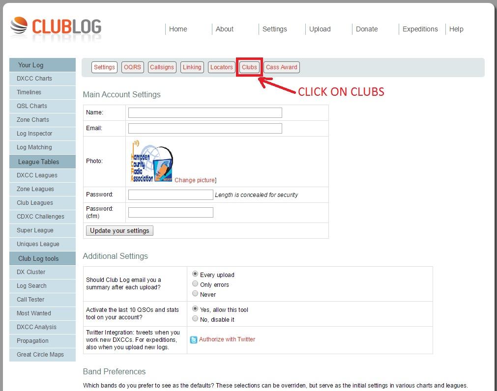 ClubLog3